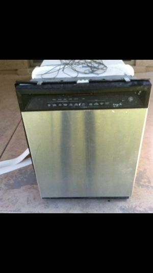GE Stainless Steel Dishwasher for Sale in Phoenix, AZ