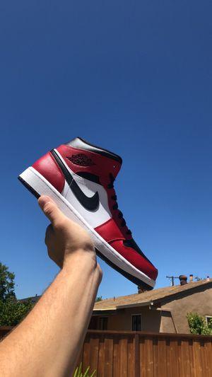 Jordan 1 mid Chicago Toe for Sale in Pleasant Hill, CA