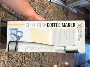 Cold brew coffee maker for Sale in Glenside, PA