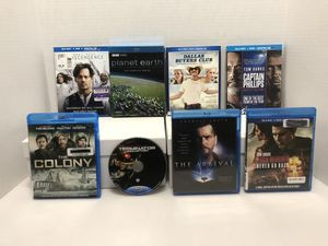 Blu Ray Mixed Movie Bundle for Sale in Orland Park, IL