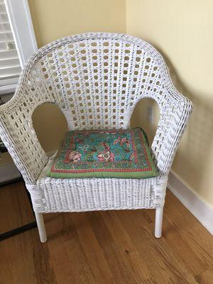 Vintage sunroom chair for Sale in Salt Lake City, UT