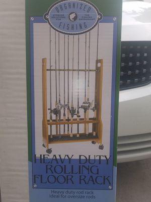 Fishing Rod Organizer for Sale in Peoria, AZ