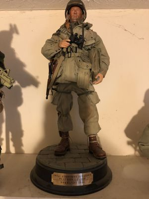 LOWER PRICE Authentic Military Action Figure for Sale in Montgomery, AL