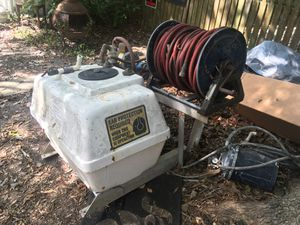 Insecticide pump hose and tank for Sale in Virginia Beach, VA