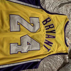 Kobe Bryant Jersey for Sale in Bristol, PA
