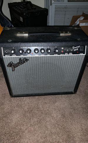 Fender guitar Amplifier for Sale in El Cajon, CA