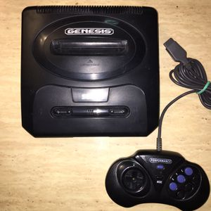 Sega Genesis Console With Controller for Sale in Sycamore, IL