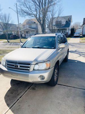 Toyota Highlander for Sale in Cleveland, OH