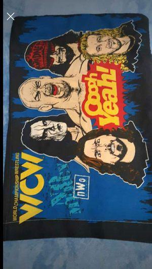 Vintage 1994 NWO/WCW Pillowcase for Sale in Wichita, KS