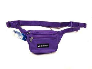 Brand NEW! Purple Waist/Shoulder/Crossbody/Side Bag/Pouch/Fanny Pack For Everyday Use/Work/Traveling/Hiking/Biking/Outdoors/Gifts $10 for Sale in Torrance, CA