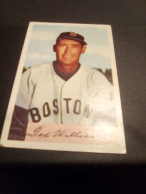 Autograph Ted williams for Sale in Durham, NC