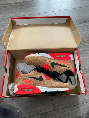 NIB - Nike 90th Anniversary Cork Air Max - Women's 6.5US for Sale in Boulder, CO