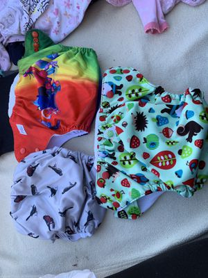Cloth diapers for Sale in Las Vegas, NV