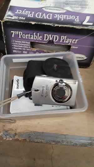 Canon PowerShot digital camera for Sale in Lombard, IL