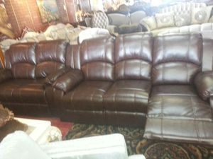 2 piece recliner for Sale in Dearborn, MI