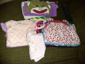 Newborn baby girl clothes for Sale in Richmond, VA