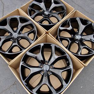 """20"""" Oem Dodge Charger Factory Wheels 20 Inch Gloss Black Rims Dodge Charger Challenger for Sale in Tustin, CA"""