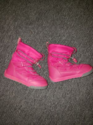 Girls snow boots for Sale in Anchorage, KY