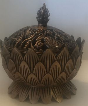 🙋♀️ Copper Cone Incense Burner for Sale in Pembroke Pines, FL