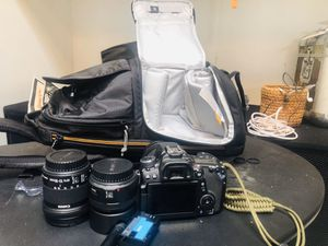 Canon 70d for Sale in Long Beach, CA