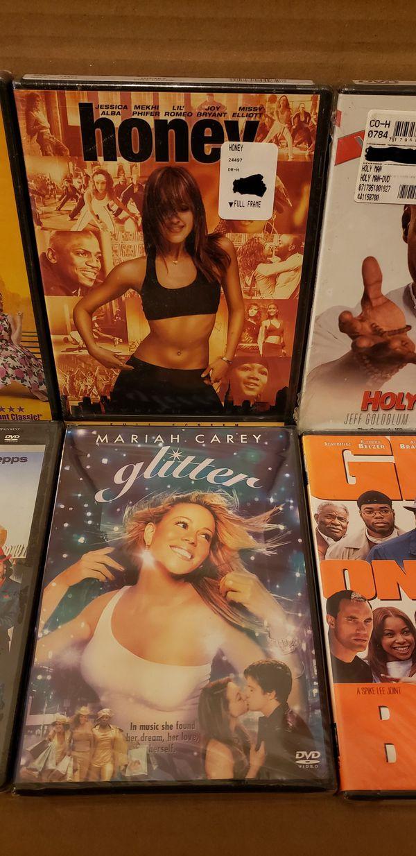 8 New DVD MOVIES