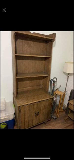 Bedroom furniture: hutch and one desk (pending) for Sale in San Marcos, CA