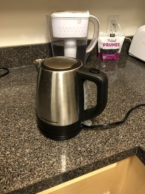Electronic Kettle for Sale in Washington, DC