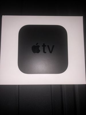 Apple TV 4K 64GB for Sale in ELEVEN MILE, AZ