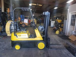 Hyster 2500 Lb Capacity Cushion Forklift for Sale in Dallas, TX