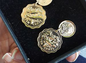 Franklin Mint gold coin jewelry set for Sale in Portland, OR