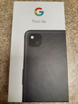 BRAND NEW SEALED UNLOCKED 128GB GOOGLE PIXEL 4A PRICES NON-NEGOTIABLE for Sale in Philadelphia, PA