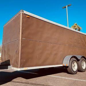 Enclosed 16-ft Cargo Hauler for Sale in Mesa, AZ