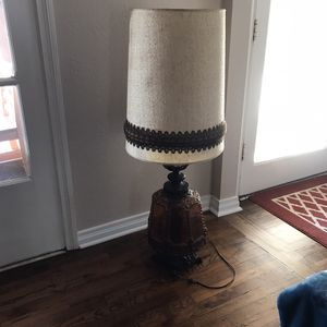 Antique/vintage Lamp for Sale in Fort Worth, TX