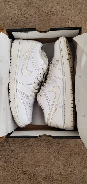 Air Jordan 1 low Used for Sale in Brooklyn, NY
