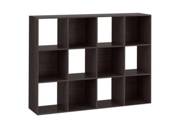 12-cube Bookshelf