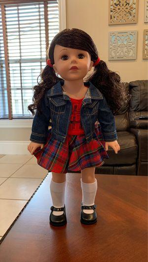 NEW MADAME ALEXANDER SCHOOL GIRL DOLL- NO BOX for Sale in Pembroke Pines, FL