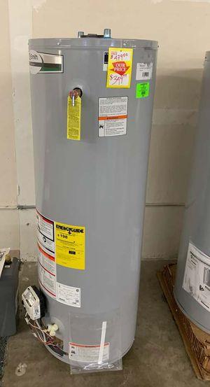 40 gallon AO Smith water heater with warranty NU for Sale in Ciudad Juárez, MX