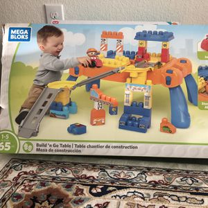 Build'n Go Table Building Blocks for Sale in Pflugerville, TX