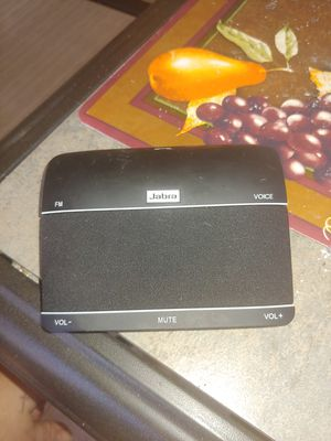 Used, Jabra HFS100 Freeway Bluetooth in-Car Speakerphone for Sale for sale  Tampa, FL