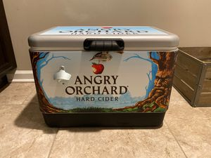 Rare angry orchard cooler! for Sale in La Vergne, TN