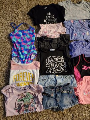 Girls clothes small 6/6x and 4/5 for Sale in San Angelo, TX