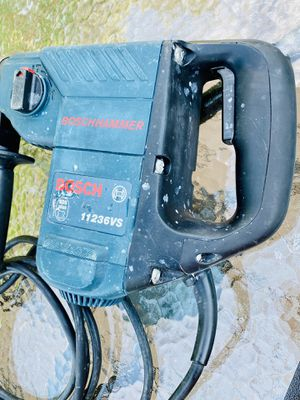 Bosch Rotary Hammer Drill for Sale in Columbia, MD