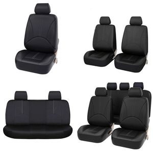 New pu leather car seat covers universal for Sale in Los Angeles, CA