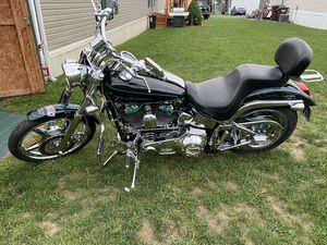 2003 Harley Davidson Softail deuce for Sale in Waynesboro, PA