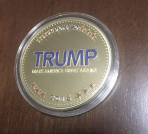 """Donald Trump Gold Coin """"Make America Great Again"""" 1 Coin in package. 2016 Make America Great Again for Sale in Fort Lauderdale, FL"""