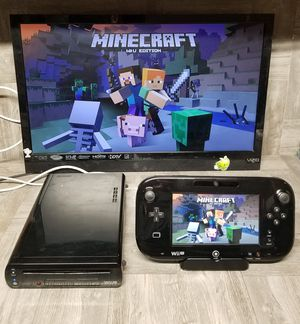 Nintendo Wii U Console Complete + 14 Games for Sale in Los Angeles, CA