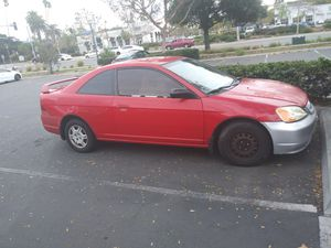 Civic 2002 for Sale in San Marcos, CA