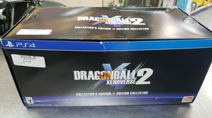 Dragonball 2 Xenoverse PS4 Collector Edition for Sale in Orlando, FL