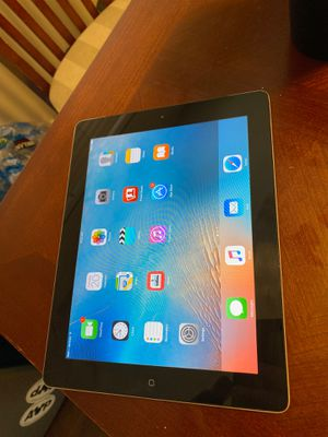 Apple iPad 2 WiFi+Verizon (MC755LL/A) 16GB Black - Fair Condition for Sale in Fullerton, CA