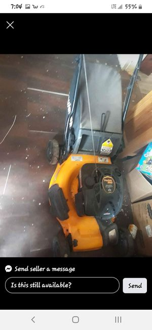 Poulan pro self propelled lawn mower for Sale in Mannington, WV